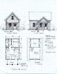 house plans for small cottages free small cabin plans by b fockler tiny house living loversiq