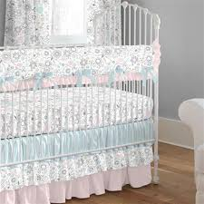 Pink And Blue Crib Bedding Blue Baby Bedding Blue Crib Bedding Carousel Designs