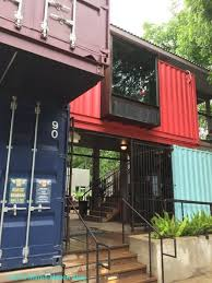 how to build amazing shipping container homes restaurant plan