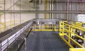 Custom Conveyor Platforms Maintenance Access Platforms
