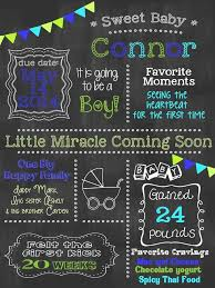 baby shower chalkboard baby shower chalkboard sign for 13 50