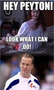 Peyton Manning Super Bowl Meme - peyton manning tim tebow memes part 2 laughing off neck injuries