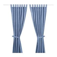 Bright Blue Curtains Curtains Blinds Ikea
