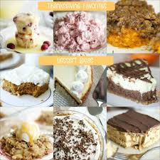 3 thanksgiving family favorites a few dessert ideas 5 boys baker