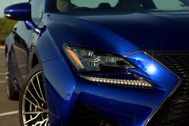 lexus v8 with nos lexus rc f review