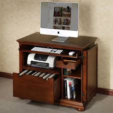 Narrow Filing Cabinet Filing Cabinet Small Desk With File Cabinet Corner Computer Desk