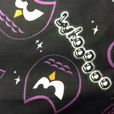 halloween fabric on sale sale one yard piece of fabric halloween owl flannel halloween