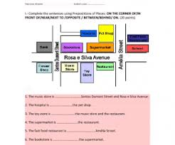 prepositions and conjunctions busyteacher free printable