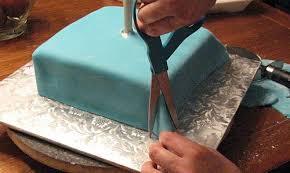 how to make a cake step by step on a fondant cake heart baking company