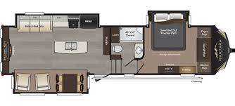 Keystone Trailers Floor Plans by Keystone Montana High Country Rvs For Sale Camping World Rv Sales