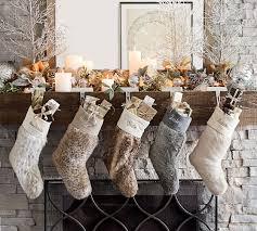 fur christmas faux fur pottery barn
