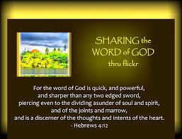 109 daily inspirational bible verse hebrews 4 12 bible cc u2026 flickr