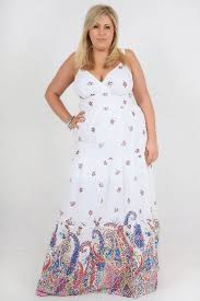 maxi dresses plus size making women beautiful