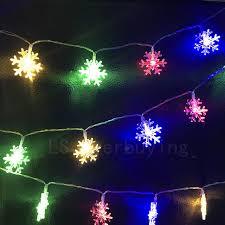 multicolor 2m 20led battery operated led string light lights