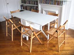 Fold Away Dining Table And Chairs Apt 3of4 Win A Free 5min To Subw 12min Homeaway
