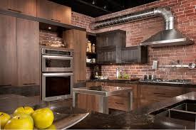 cuisine bois design loft kitchen