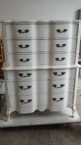 White Distressed Bedroom Furniture 166 Best Vintage Painted Tall Dresser Chest Shabby Chic