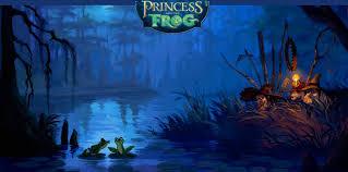 love artwork settings princess frog bayou