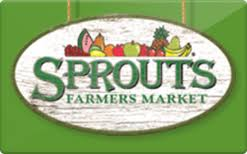 s gift card sprouts farmers market gift card check your balance online
