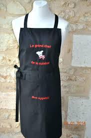 tablier de cuisine personnalisé pas cher tablier de cuisine personnalise pas cher tablier sommelier a
