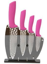 kitchen knives set sale pink ceramic kitchen knife set now on sale for just 65