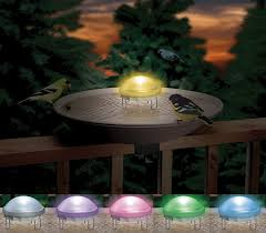 Bird Solar Lights by Amazon Com Allied Precision 7ww Water Wiggler Birdbath