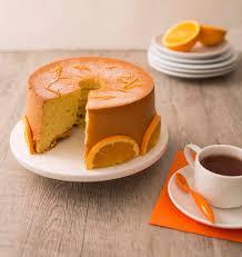 recette de cuisine cake chiffon cake à l orange les meilleures recettes de cuisine d