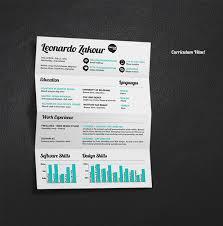 20 creative resume designs you u0027ll love designbump