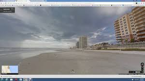 Map Of Daytona Beach Daytona Beach On Google Maps Street View Youtube