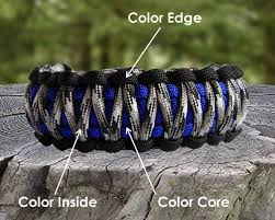 cobra bracelet images Custom color king cobra survival bracelet 100 000 possible jpg