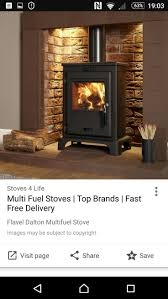 11 best home images on pinterest fireplaces multi fuel stove