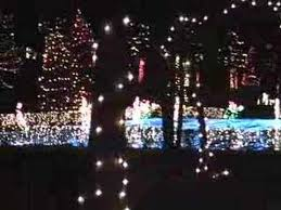 pyramid hill christmas lights pyramid hill holiday in lights 2007 youtube