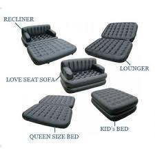 Inflatable Mattress Sofa Bed Best 25 Air Sofa Bed Ideas On Pinterest Airstream Rv Sofa