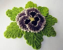 Crochet Designs Flowers 1349 Best Crochet Flowers Images On Pinterest Crocheted Flowers