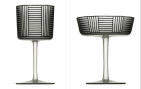 Cool Glassware Series U201cb U201d Glasses By Josef Hoffmann Lobmeyr Cool Hunting