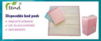 Incontinence Pads For Bed Hospital Disposable Bed Mattress Under Pads Protector For
