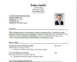 What Is The Best Resume Template Best Resume Format For Teaching Best Resume Collection