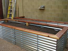 Standing Planter Box Plans by 12 Diy Raised Garden Bed Ideas Planter Boxes Pinterest