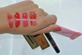 Different Shades Of Red Beautyshelfie If Snow White Wore Lipsticks Red Lips