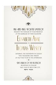 gatsby art deco wedding invitations bridesmagazine co uk