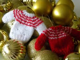 homework a creative sew and tell tiny sweater ornaments