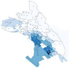 Crime Map Oakland Digital Front Door Oakland Phase 1 Report