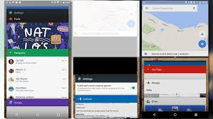 android multitasking how to enable split screen mode in android n