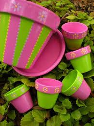 Flower Pot Wedding Favors - flower pots baby shower favors google search favors
