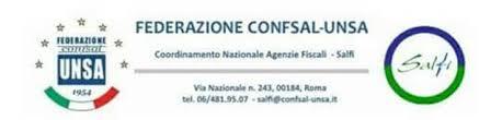 sedi concorso agenzia delle entrate 2015 febbraio 2018 unsa agenzie fiscali salfi