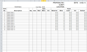 Construction Schedule Template Excel Excel Templates