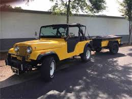 classic jeep wrangler classic jeep cj6 for sale on classiccars com