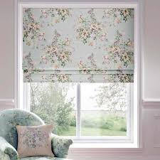 Duck Egg Blue Blackout Curtains Dorma Duck Egg Brympton Roman Blind Dunelm Curtains U0026 Blinds