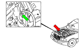 mercedes benz w211 coolant system draining and filling 2003 2009
