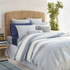 Navy Stripe Comforter Set Nautica Fairwater Navy And White Nautical Comforter Set Free